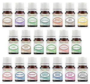 Essential Oil Set 20 - 5 ml. Sampler Kit 100% Pure Therapeutic Grade Bulk Lot