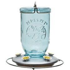 Perky-Pet 785 Mason Jar Hummingbird Feeder New
