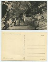63204 - Bad Liebenstein - Altensteiner Höhle - Echtfoto - alte Ansichtskarte