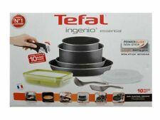 Tefal Ingenio - Essential - Set de 10 Pièces ( tous feux sauf induction ) neuf