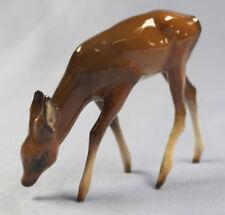 reh Kitz porzellanfigur Rosenthal  porzellan figur rehkitz 1950 roe