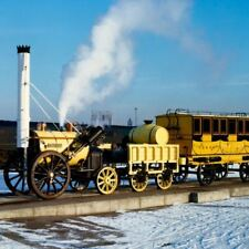 Museo ferroviario nazionale Scheda audio con caratteri jolly davvero-STEPHENSONS Rocket