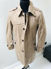 Tommy Hilfiger Mens Mac Raincoat Size 38 Chest (48 EU)
