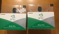 Arlo Pro Wire-Free HD Security Camera VMS4130-100NAS Night Vision Indoor Outdoor