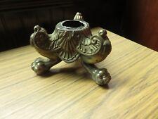 Vintage Ornate Footed  Light Lamp Riser Spacer Part