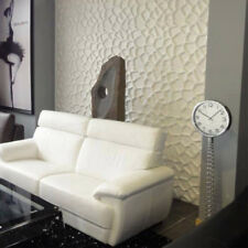 30x30 CM 3D PE Foam Self-adhesive Wall Stickers Decor Tile Waterproof Wall