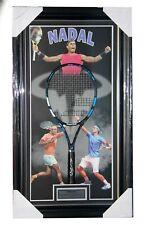 Rafael Nadal Signed Tennis Racquet