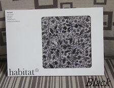 Habitat Tord Boontje's Garland light shade flower lamp pendant chandelier,Black