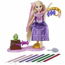 Disney Princess Rapunzel Royal Ribbon Salon Ages 5+ Toy Doll Play Hair Chair Fun