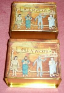 WILD AND WICKED HORRIBLE HISTORIES CARD COLLECTION