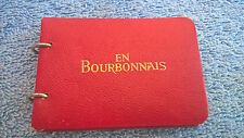 Ancien mini album 17 photo En Bourdonnais Editions La Cigogne Vichy