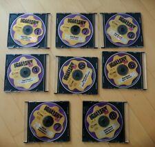 Corel Gallery Magic 8CD 200000 Clipart Bilder Fotos Grafik Grafikdesign Künstler