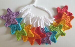 Handmade Crochet Bunting/Garland