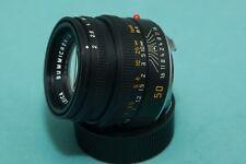 Leica Summicron-M 50mm F2 lente con Maker'S BOX (superiore)