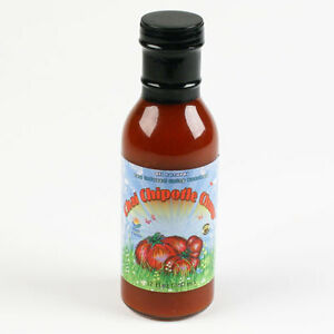 BRAND NEW Chai Chipotle Chup'~Spicy Ketchup~Organic~12 fl. oz~Sealed~Delicious!