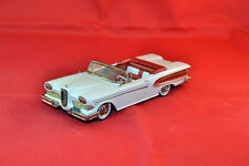 1958 EDSEL CITATION CONVERTIBLE - 1/43 MINIMARQUE 43 HANDMADE IN ENGLAND
