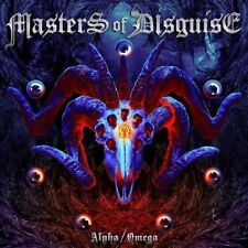 Master of Disguise-ALPHA/OMEGA CD NUOVO