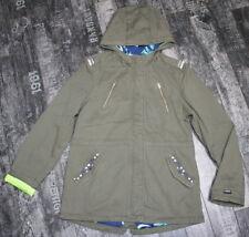 NOUVEAU!!! Catimini: TropiCool (Nomad), stylisher Parka, taille 158/164 (16 A)