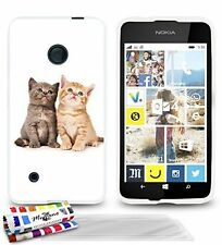 White Mobile Phone Screen Protectors for Nokia