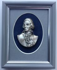 Royal Hampshire Pewter Wall Plaque Duke Of Wellington.
