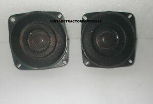 Suzuki Samurai 1986-1995 Factory Speaker Replacement Harmony (2)