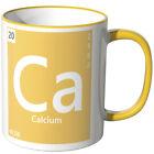 """WANDKINGS Tasse, """"Periodensystem und einzelne Elemente"""" W?hlbar Chemie Physik"""