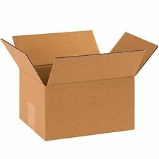 25 - 14x8x6 Cardboard Shipping Boxes Corrugated Cartons