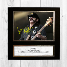 RIP Lemmy Vintage Decal Sticker Souvenir Skateboard Laptop