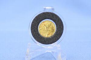 Mexiko 1/20 Onza de Oro Puro 2002 Libertad *1,56 Gramm 999 Gold* *St*