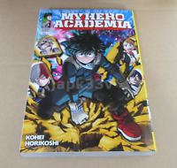 MY HERO ACADEMIA Volume 1 Manga Deku VARIANT COVER ▰ English Viz Media Boku no H