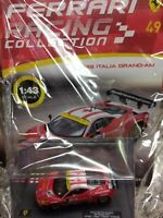 FERRARI 458 ITALIA GRAND-AM 24H DAYTONA  2013 1:43 FERRARI RACING #49 DIE-CAST