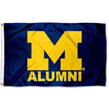 Um Alumni Wolverines University of Michigan 3' x 5' Flag