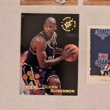 1994-95 Topps Stadium Club Draft Pick Glenn Robinson Milwaukee Bucks Rookie