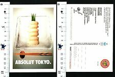 ABSOLUT VODKA - COLLECTION N° 116 - ABSOLUT TOKYO - 56965