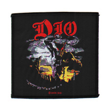 DIO official Patch  HOLY DIVER - MURRAY  Aufnäher  Ronnie James Dio  Heavy Metal