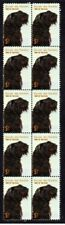Bouvier Des Flandres Year Of The Dog Strip Of 10 Mint Stamps 1