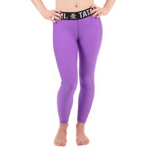 Tatami Fightwear Women's Minimal Spats - Purple