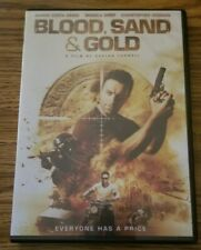 Blood, Sand & Gold (2016, DVD) Viewed Once!!