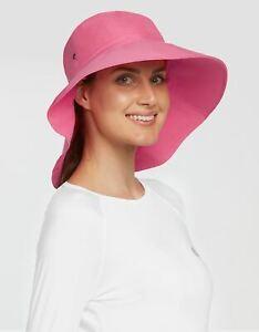 Solbari UV Sun Protection Women's Wide Brim Sun Hat Everyday Protective UPF 50+