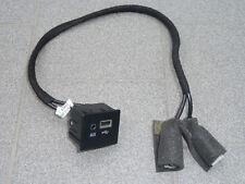 MASERATI GHIBLI QUATTROPORTE Prise encastrée Câble USB / aux câblage 670009770