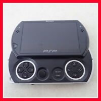 PSP go PlayStation portable go Piano Black ( PSP-N1000PB ) japan Console only