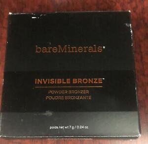 New bareMinerals Invisible Bronze Powder Bronzer 7g