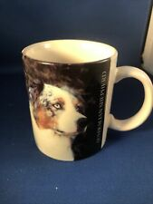 Australian Shepherd Dog Coffee Mug Cup Xpres Photo Barbara Augello 1994