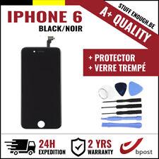 """A+ LCD TOUCH SCREEN SCHERM ÉCRAN BLACK NOIR+VERRE TREMPÉ+TOOLS FOR IPHONE 6 4.7"""""""
