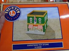 Lionel 6-24226 Christmas Toy Store LN/Box
