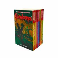 Goosebumps 10 Books Collection Set Series 2 By R.L. Stine NEW