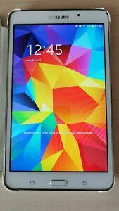 """Tablette Samsung galaxy tab 4 blanc 7"""" SM-T230 8go Wifi GPS"""