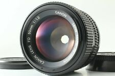 [Excellent +5] Canon New FD NFD 50mm f/1.2 MF Standard Prime Lens From Japan