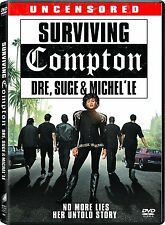 SURVIVING COMPTON: DRE, SUGE AND MICHELLE - DVD - Region 1