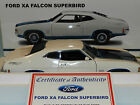 Biante 1/18 Ford Falcon XA Superbird Polar White MIB
